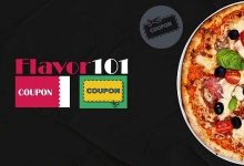 Get Free Coupons & Special Offers At Flavor 101
