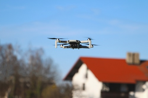 Why Demand Of Drone Is Increasing In Construction Industry