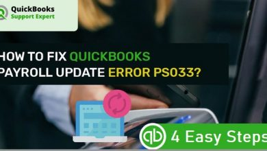 How To Fix Quickbooks Error Ps033, Updated Guide Mashhap