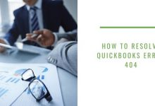 How To Resolve Quickbooks Error 404