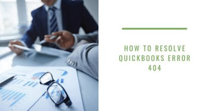 How To Resolve Quickbooks Error 404
