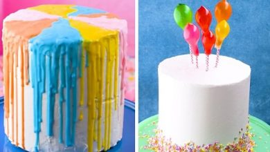 Top 5 Wonderful Cakes With The Sweet Surprise Inside Mashhap