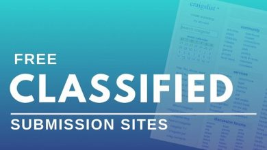 Free Classified Submission Sites List 2020 Mashhap
