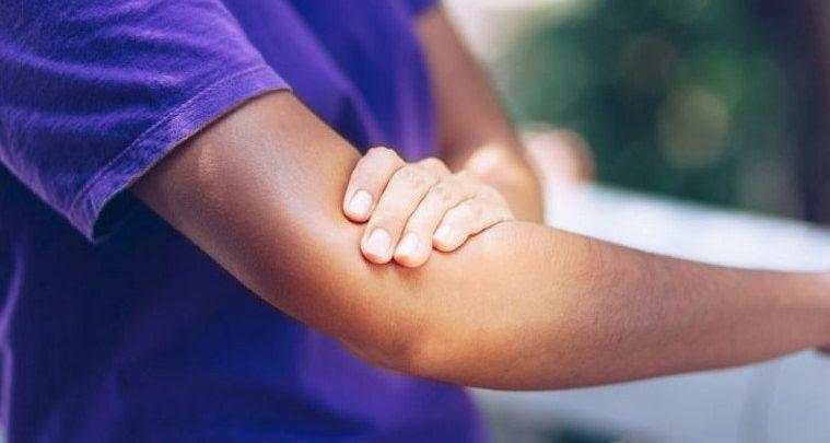 Healing The Burning Sensation From A broken Bone