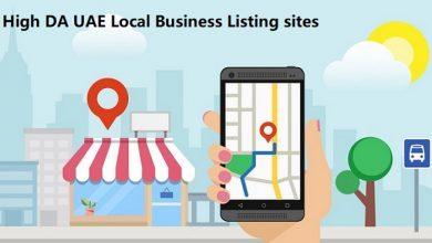 High DA UAE Local Business Listing sites