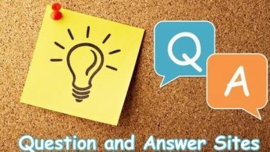 Top Question And Answer Sites List Mashhap