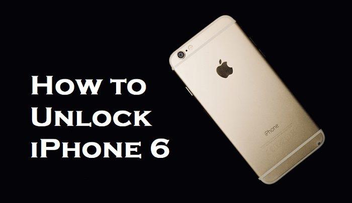 How to Unlock iPhone 6