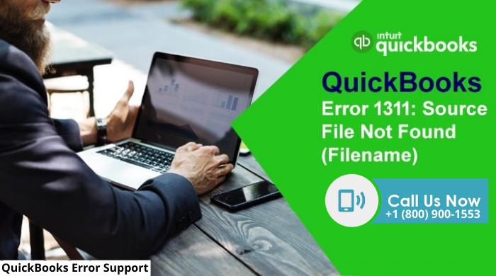 What is QuickBooks Error 1311