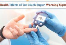 Health Effects of Too Much Sugar-Warning Signs, sugar