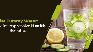 Flat Tummy Water Know its Impressive Health Benefits