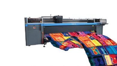 digital textile printing machine