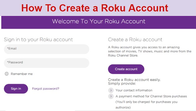 Roku Account Without Credit Card