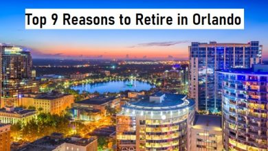 Top 9 Reasons to Retire in Orlando