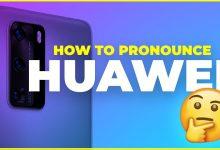 pronounce Huawei