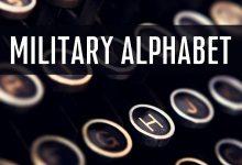 military alphabet,phonetic alphabet