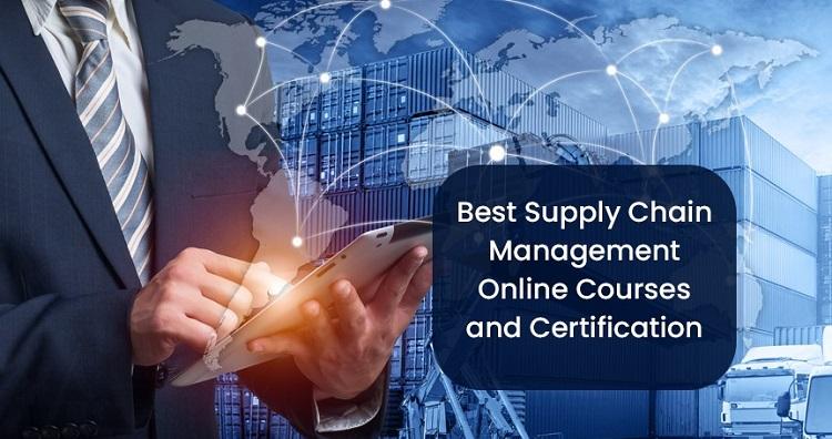 Supply Chain Training Train and Gain