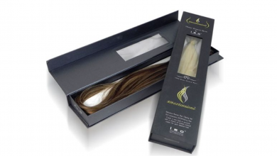 hair extension boxes wholesale