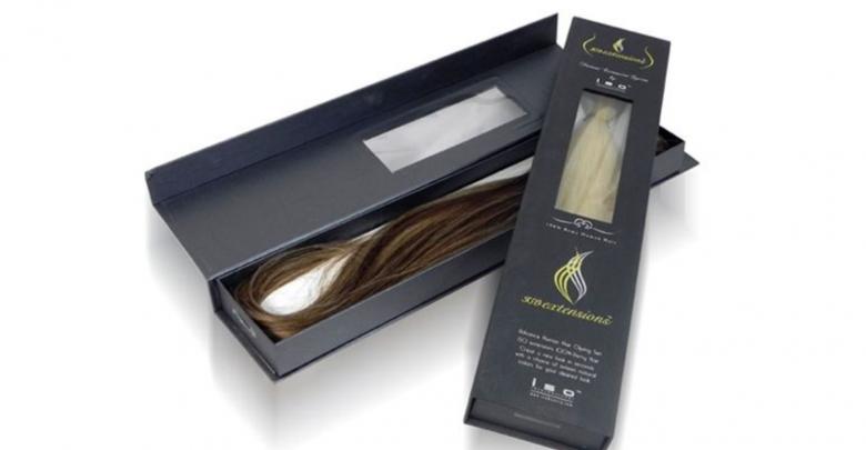 hair extension boxes wholesale