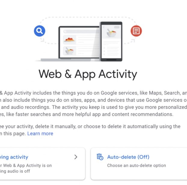 Google Now Allows Protect Your Browsing History 1