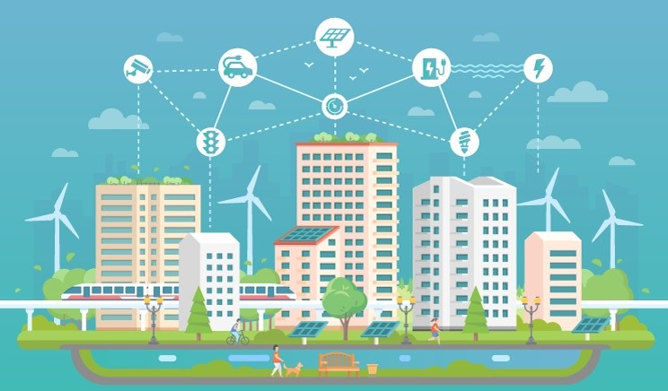 How Internet of Things Contribute in The Development of Smartcity