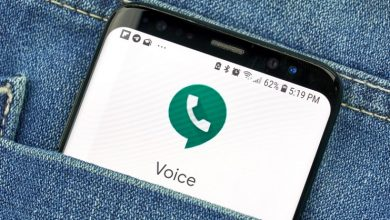 How to add Google Voice Extension