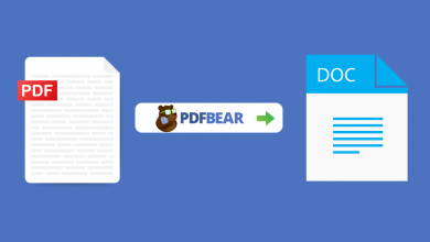 PDFBear Converter