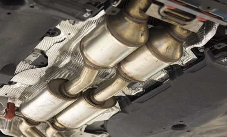 What Does A Catalytic Converter Do For A Car