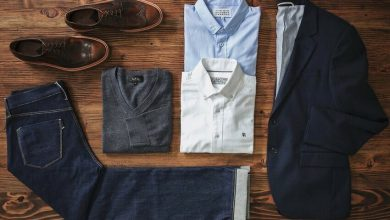 three must-have items for your wardrobe