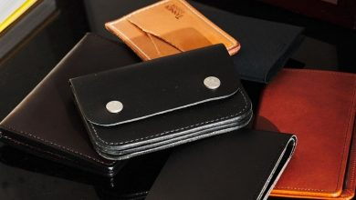 5 tips for picking the right leather wallet for men online