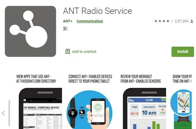 ANT Radio Services
