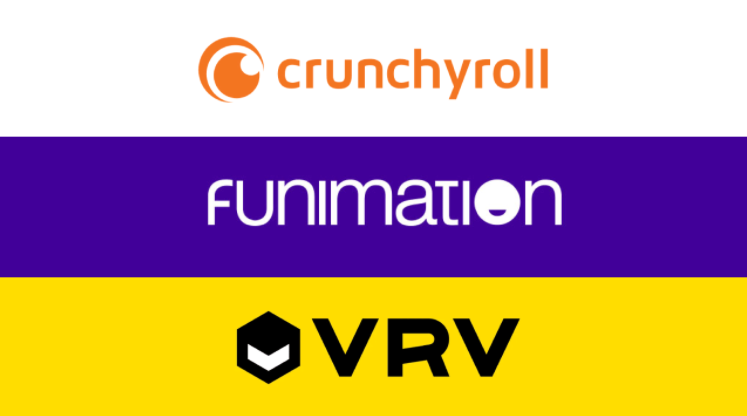 Crunchyroll, Funimation, VRV (Variable Pricing)