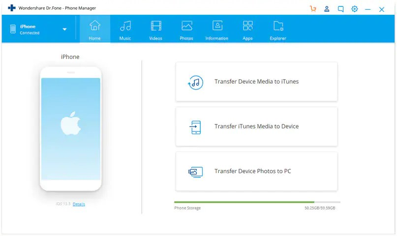 File Transfer Solutions From PC To iPhone