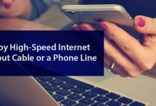 Internet without Cable and Phone Service