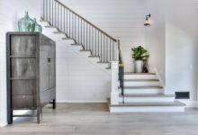 choose safe stairs over attractive-looking stairs